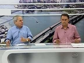 Roberto e Miguel comentam os destaques do futebol catarinense nesta segunda-feira (3) - Roberto e Miguel comentam os destaques do futebol catarinense nesta segunda-feira (3)