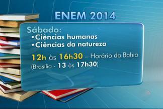 Na Bahia, Enem será aplicado uma hora antes em relação ao horário de Brasília - Diferença é por conta do horário de verão. Veja os detalhes do exame.