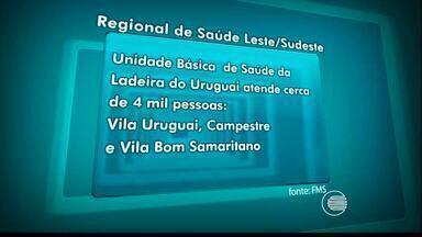 Moradores da Vila Ladeira do Uruguai denunciam que estão sem receber visitas domiciliares - Moradores da Vila Ladeira do Uruguai denunciam que estão sem receber visitas domiciliares