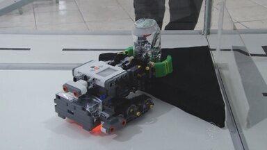 Estudantes de Ariquemes se destacaram na Olimpíada Brasileira de Robótica - Eles estão entre os dez melhores do Brasil e ocupam primeiro lugar na Região Norte.