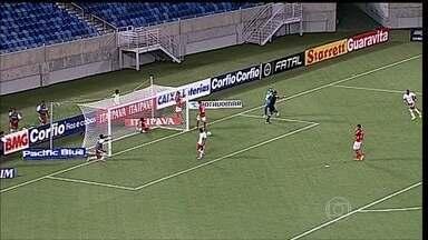 Boa Esporte derrota o América-RN pela Série B do Brasileirão - Em Natal, o América-RN saiu na frente. Mas o Boa Esporte reagiu, virou o jogo e venceu a partida por 3 a 1. Com o resultado, o time entrou no G-4.
