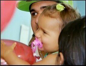 Dia D inicia Campanha de Vacinação em Campos, no RJ - Cerca de 30 mil crianças devem ser vacinadas.