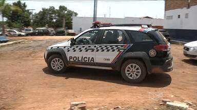 Polícias iniciam operações em Balsas pra combater crimes como assaltos a mão armada - Polícias iniciam operações em Balsas pra combater crimes como assaltos a mão armada