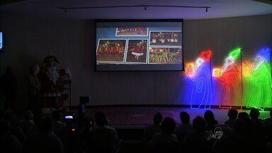 Fagner faz show na abertura do Natal de Luz em Fortaleza - Show é gratuito, na Praça do Ferreira.