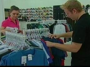 Comércio de Lajeado, RS, prevê crescimento nas vendas de fim de ano - Mas a contratação de funcionários temporários não deve passar de trezentas pessoas.