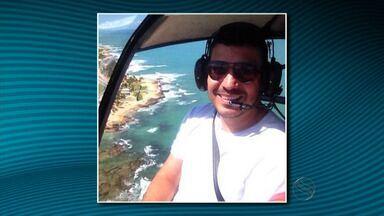 Piloto sergipano morre em acidente com avião em Minas Gerais - Piloto sergipano morre em acidente com avião em Minas Gerais.