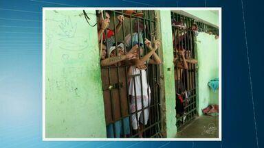 OAB-CE denuncia casos de agressão a presos e superlotação em presídios e cadeias do Ceará - De acordo com a Sejus, foram investidos mais de R$ 90 milhões no sistema penitenciário nos últimos 5 anos.