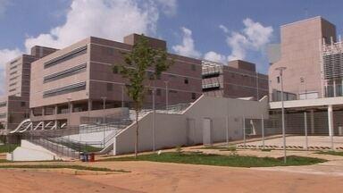 GDF promete entregar novo centro administrativo em 15 de dezembro - A construção, em Taguatinga, está na fase final e 96% já estão prontos. Para lá serão transferidos os principais serviços do governo.