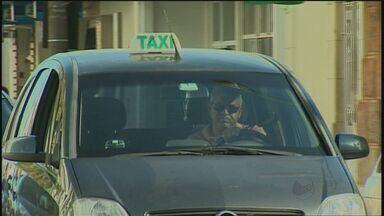 Prazo para inscrições de taxistas em Franca, SP, termina na quinta (20) - Oportunidade é para interessados em trabalhar em novos pontos da cidade.