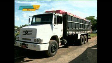 Quinze pessoas são presas em operação da PF em Guaíra - Eles são acusados de tráfico de cigarro.