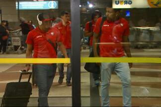 Bahia viaja para Santa Catarina cheio de esperança - O time vai jogar contra o Criciúma na próxima rodada do Brasileirão. A equipe precisa vencer todos os próximos quatro jogos, para escapar do rebaixamento.