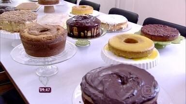 Seu bolo é o melhor? Ana Maria mostra alguns dos finalistas - Saborosos e lindos, espie algumas das delícias
