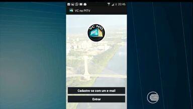 Saiba como usar o aplicativo VC no PITV para enviar fotos e vídeos - Saiba como usar o aplicativo VC no PITV para enviar fotos e vídeos
