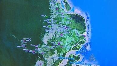 Mais de 200 focos de calor já foram registrados em todo o Amapá - Mais de 200 focos de calor já foram registrados em todo o Amapá