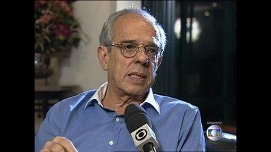 Ex-ministro Márcio Thomaz Bastos morre em São Paulo - Advogado de 79 anos estava internado com problemas pulmonares. Era considerado um dos mais importantes advogados criminalistas do país.