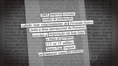 Valor bloqueado de investigados de corrupção na Petrobras chega a quase R$ 80 milhões - Os valores bloqueados dos investigados agora já chegam a mais de R$ 78 milhões. Além da conta corrente, também foram retidos recursos de aplicações financeiras, fundos de investimentos e planos de previdência privada.