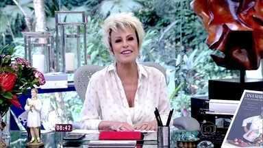 Ana Maria parabeniza Rede Globo pelo Emmy - Novela Joia Rara foi premiada no 'Oscar' da televisão