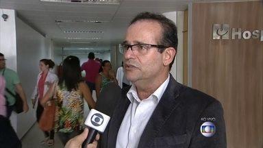 Hospital das Clínicas faz recadastramento de pacientes - Confira entrevista com o superintendente da unidade, Frederico Jorge Ribeiro.