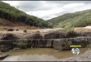 Codevasf nega que obras da barragem de Jequitaí serão paralisadas - No entamto, rítimo dos trabalhos vão diminuir.