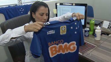 Cruzeirenses e atleticanos estão ansiosos para a final da Copa do Brasil - Cruzeirenses e atleticanos estão ansiosos para a final da Copa do Brasil