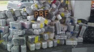Polícia Federal apreendeu mais de 750 celulares - Apreensão aconteceu na Rodovia Régis Bittencourt, em Barra do Turvo, no Vale do Ribeira