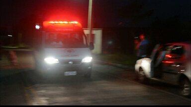 JPB2JP: Dois operários morrem em queda de elevador - Acidente de trabalho numa fábrica no Conde.