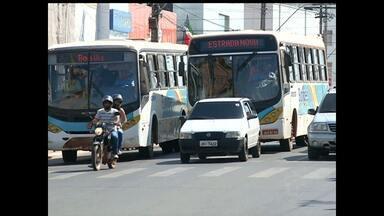 Santarém tem 70% dos ônibus em condições precárias, diz sindicato - Rodoviários e usuários pedem melhorias para transporte. SMT vai realizar licitação para permissões do serviço de transporte coletivo.