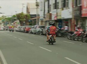 Motocicletas 'cinquentinhas' serão alvo de fiscalizações em Caruaru, no Agreste - Ações foram determinadas por conta de furtos a este tipo de veículo e crimes relacionados ao transporte.