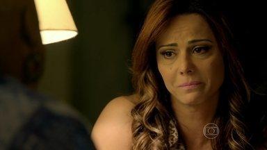Naná falapara Xana que está tentandoadotar Luciano - Xana fica emocionado com a atitude da amiga
