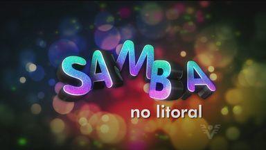 """Quadro """"Samba no Litoral"""" traz as novidades do ritmo na região - Confira as novidades do Samba na Baixada Santista com Nina Barbosa"""
