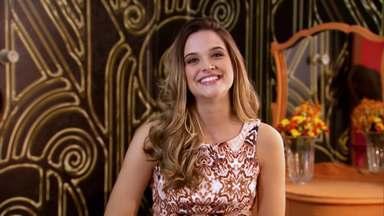 Depoimento: Juliana Paiva - Superação é a palavra que define a participação da atriz.