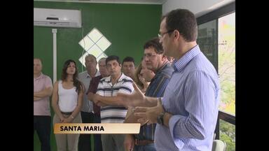 Inaugurada Inspetoria de Defesa Agropecuária em Santa Maria, RS - A unidade recebeu investimentos em modernização em sua estrutura.