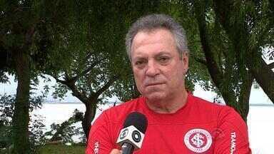 Inter tem forte treino físico às vesperas de confronto decisivo contra o Figueira - Colorado precisa da vitória para confirmar a vaga direta na Libertadores.