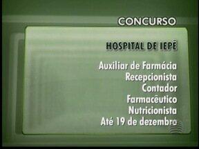 Prefeituras oferecem vagas nas áreas da saúde e educação - Veja quais os cargos disponibilizados para o Oeste Paulista
