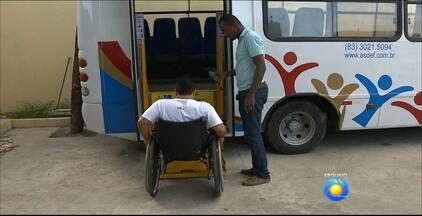 Termina prazo de dez anos para empresas de ônibus se adequarem às regras de acessibilidade - Veja se empresas paraibanas estão respeitando as regras.