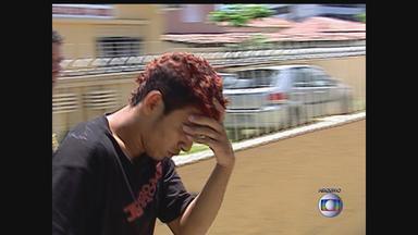 Acusado de matar estudante em Boa Viagem é preso - Jovem tinha deixado a prisão há uma semana.