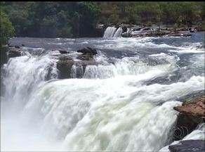 Jalapão é o cenário ideal para a prática do rafting no Tocantins - Jalapão é o cenário ideal para a prática do rafting no Tocantins