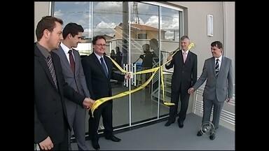 Inaugurado novo prédio da Justiça do Trabalho em Capão Bonito - O novo prédio da Justiça do Trabalho foi inaugurado nesta quarta-feira (3) em Capão Bonito (SP). A sede mais ampla deve melhorar o atendimento à população e aos advogados.