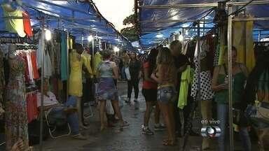 Comércio espera aumento na movimentação das lojas de Goiânia durante o natal - No comércio de rua, maior procura pelos presentes já é maior, o que gera expectativa de crescimento nas vendas.