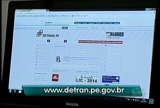 Serviços do Detran referentes a CNH e veículos devem ser agendados online - O processo deve acabar com as filas intermináveis que se formam em frente ao órgão