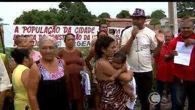 Moradores do bairro Cidade Jardim pedem a construção de uma unidade de saúde no local - Moradores do bairro Cidade Jardim pedem a construção de uma unidade de saúde no local
