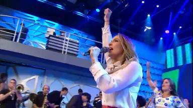 Claudia Leitte concorre na categoria Melhor Cantora no Melhores do Ano - Assista ao vídeo e vote na cantora!