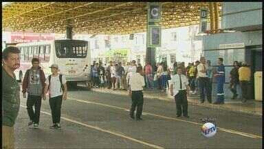 Empresa pede reajuste de 18% no preço da tarifa de ônibus em Poços de Caldas - Empresa pede reajuste de 18% no preço da tarifa de ônibus em Poços de Caldas