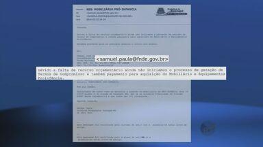 Pais reclamam de falta de vagas em creches de Guaxupé - Pais reclamam de falta de vagas em creches de Guaxupé