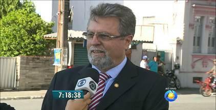 Interventor Nadir Valengo fala sobre o pleito que vai definir o novo presidente da FPF - Eleições acontecem nesta sexta-feira na sede da entidade.