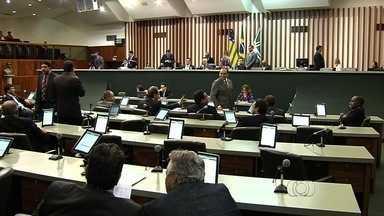 Reforma administrativa do governo é aprovada na Assembleia Legislativa de Goiás - O próximo mandato de Marconi Perillo (PSDB) terá dez secretarias.