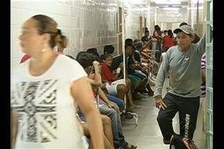 Médicos anestesistas entraram em greve em Marabá, no sudeste do estado - Pacientes que precisam fazer cirurgias estão voltando pra casa sem atendimento.