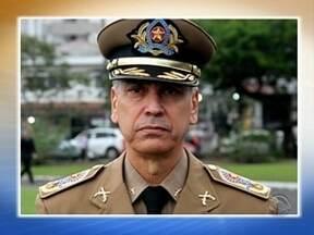 Polícia Militar de Santa Catarina terá novo comandante-geral em 2015 - Polícia Militar de Santa Catarina terá novo comandante-geral em 2015