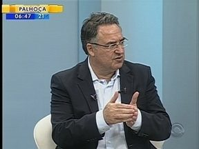 Confira trecho da entrevista exclusiva do governador Raimundo Colombo no Painel RBS - Confira trecho da entrevista exclusiva do governador Raimundo Colombo no Painel RBS