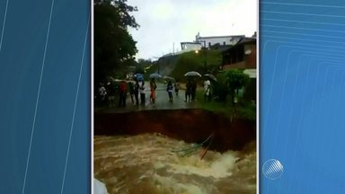 Confira a previsão do tempo para esta sexta (19) em toda a Bahia - Veja também as fotos do telespectador.